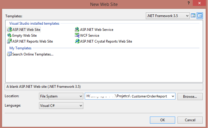 Export Crystal Report to PDF, Excel, Word in ASP NET