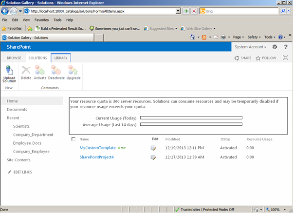 Save site as template sharepoint 2013 3493407 - hitori49.info